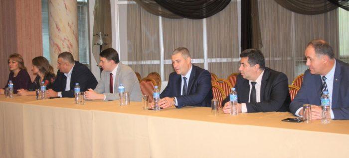 Работна среща събра в Стара Загора областни управител� ...