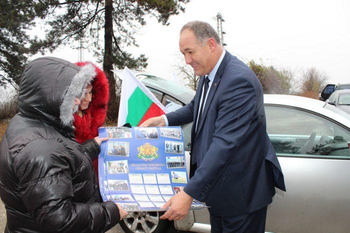 Областният управител се срещна с протестиращи срещу л� ...