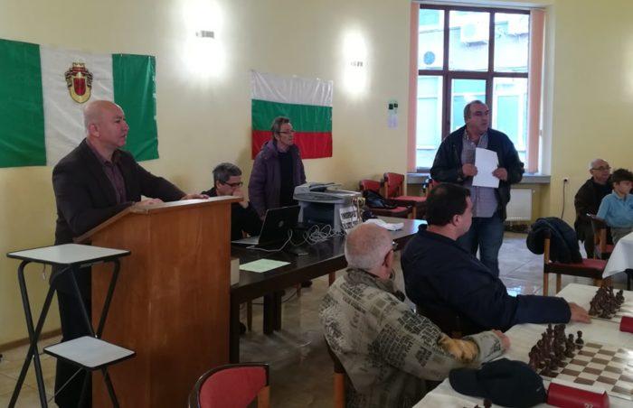 Зам.-кметът Ердинч Хасанов откри 25-тия Международен ту� ...