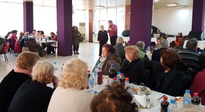 Д-р Валентин Василев и Надежда Радославова бяха гости � ...