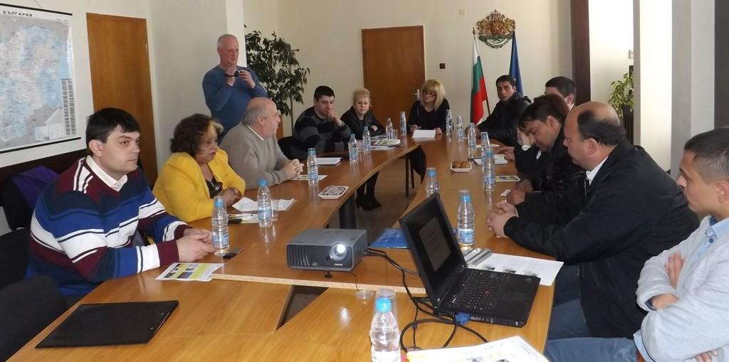 Обсъдиха стратегии за интеграция на уязвими общности � ...