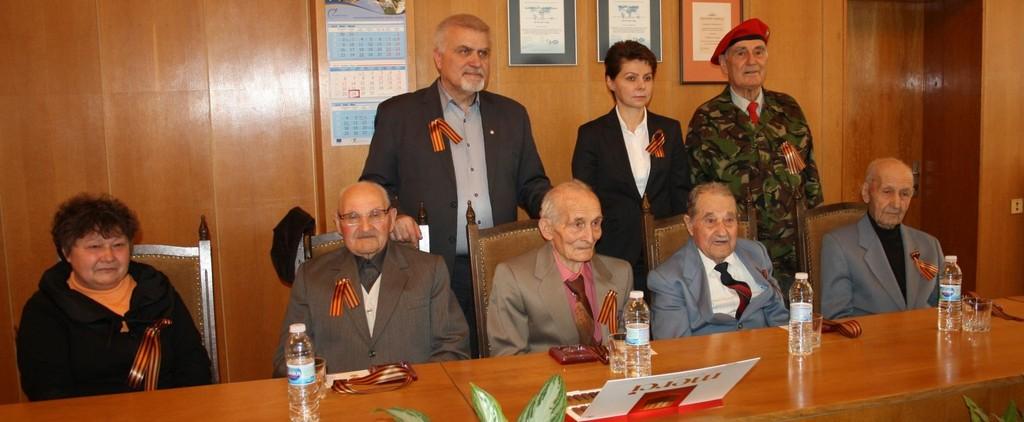 Генералният консул на Руската Федерация в Русе Татяна  ...