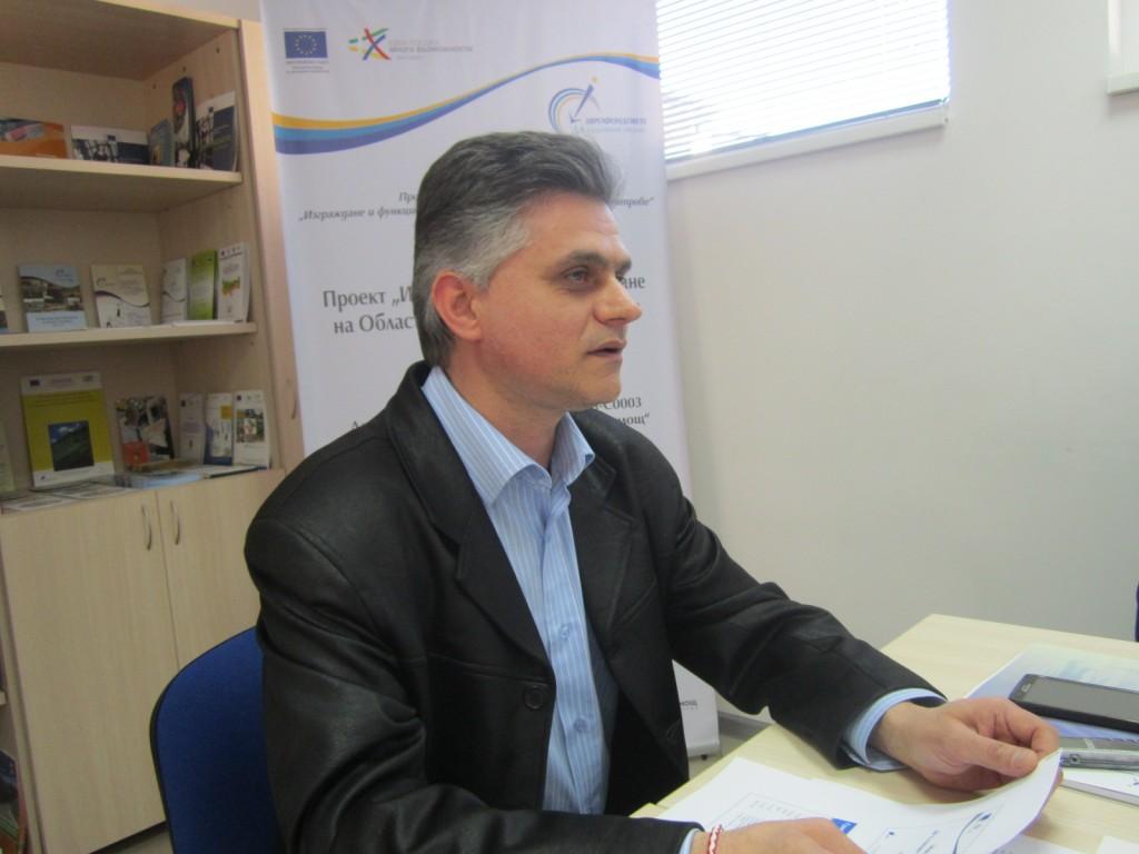 """ОИЦ в Разград постави началото на инициативата """"Да съ� ..."""