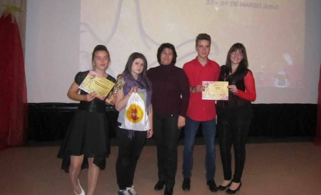 Възпитаниците на Свилена Дечева обраха наградите на и� ...