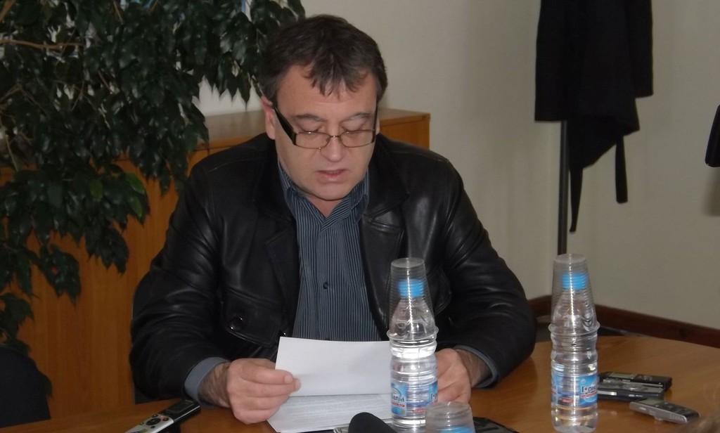 Петър Василев: Предстои пътят Разград-Търговище да бъд ...