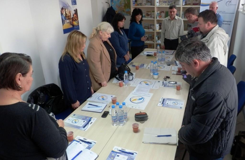 """В Разградска област стартира Националната кампания """"� ..."""
