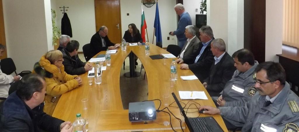В Областна администрация Разград се проведе семинар в� ...