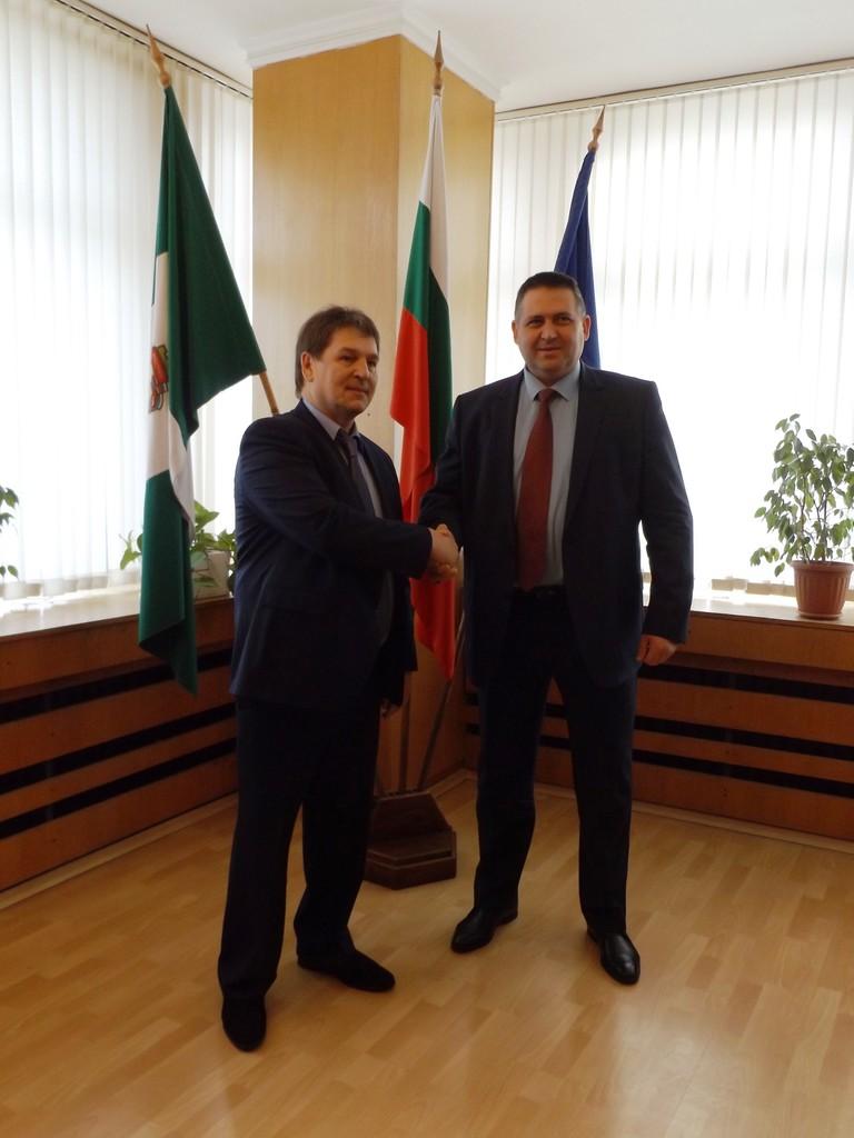 Д-р Василев – Ще превърнем Разград в европейски град