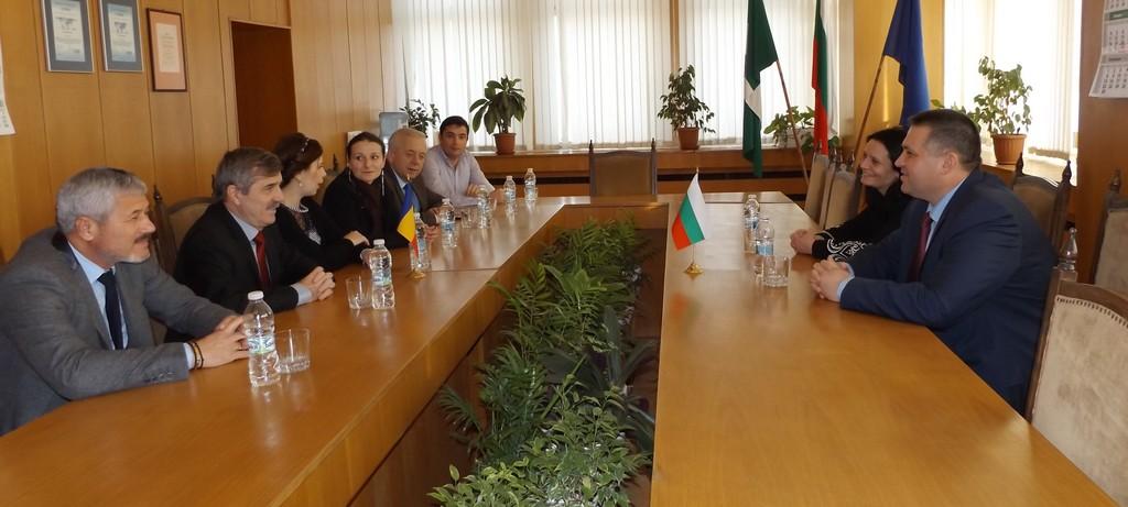 Кметът на Разград призова своя колега от Слобозия за з� ...