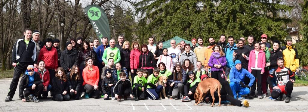 Около 70 бегачи се включиха в 100-то неделно парково бяга� ...