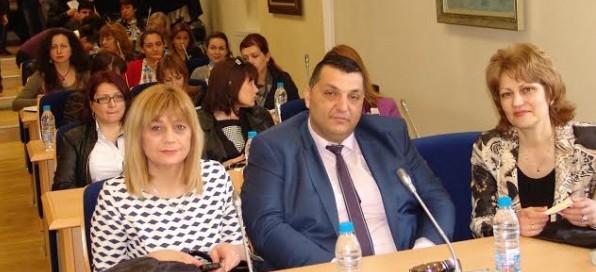 Зам.-областният управител Виолета Тодорова участва в р ...