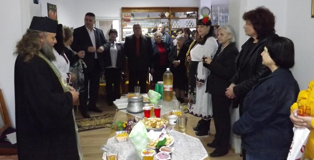 Кметът на Разград откри обновения клуб на Съюза на инв� ...
