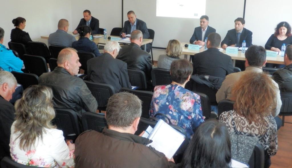 ОИЦ представи възможности за европроекти на бизнеса в  ...