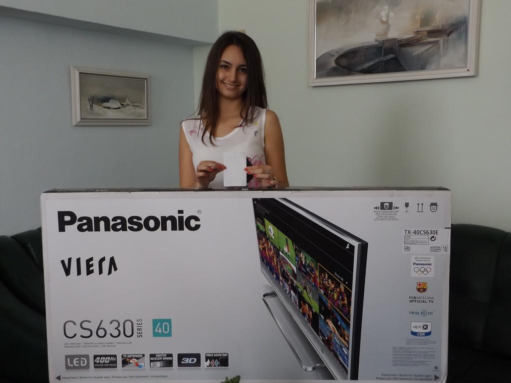 20-годишна чаровница от Разград спечели 40-инчов 3 D телев ...