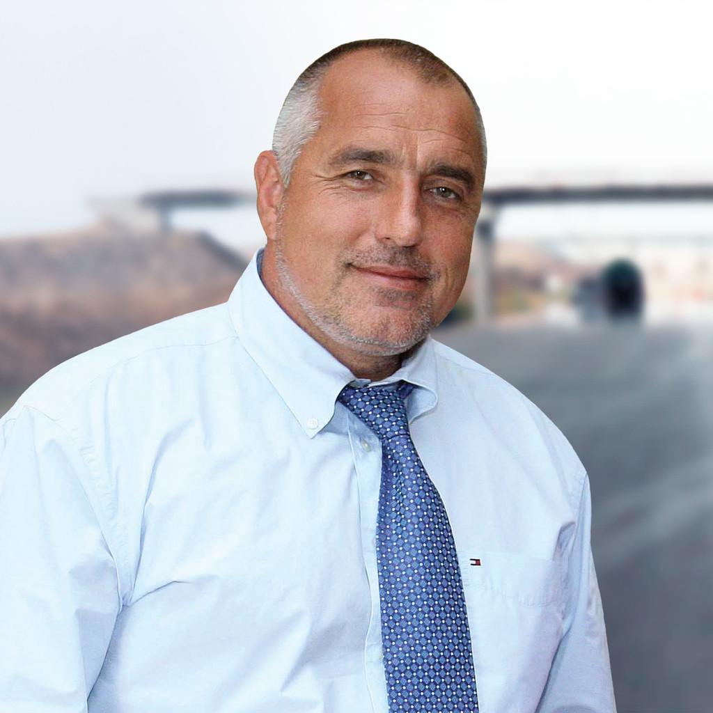 Премиерът Бойко Борисов и трима министри режат лентат� ...