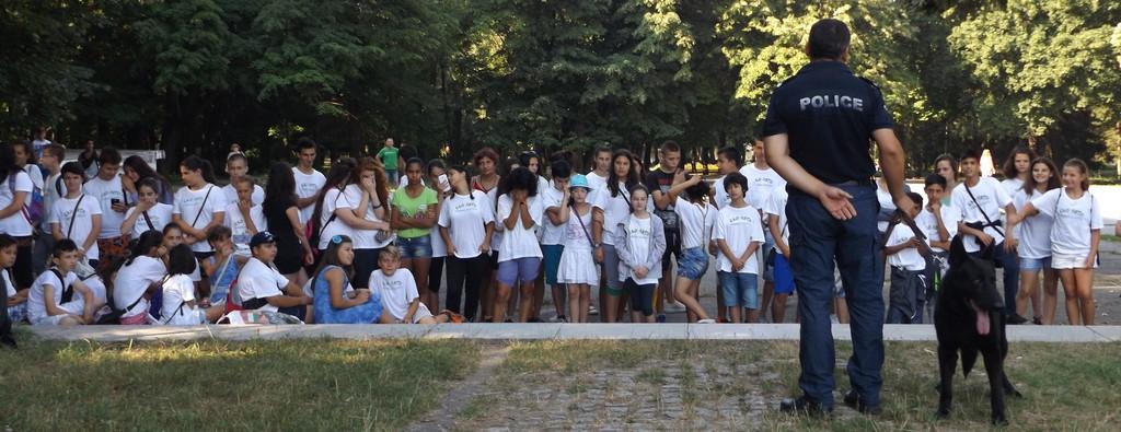 16-та Детска академия по безопасност се проведе в Разгр� ...