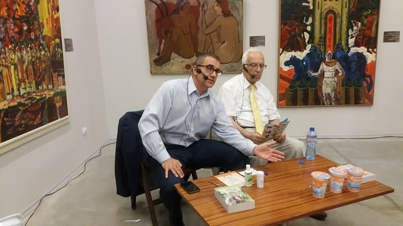 Баща и син Мермерски представиха иновативното си кисе� ...