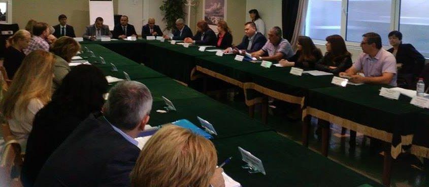 Градоначалникът участва в 31-во заседание на Регионалн� ...