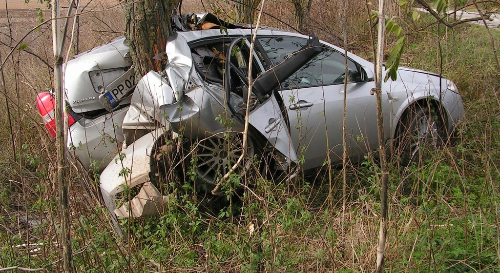 18-годишна с петмесечен стаж зад волана катастрофира на ...