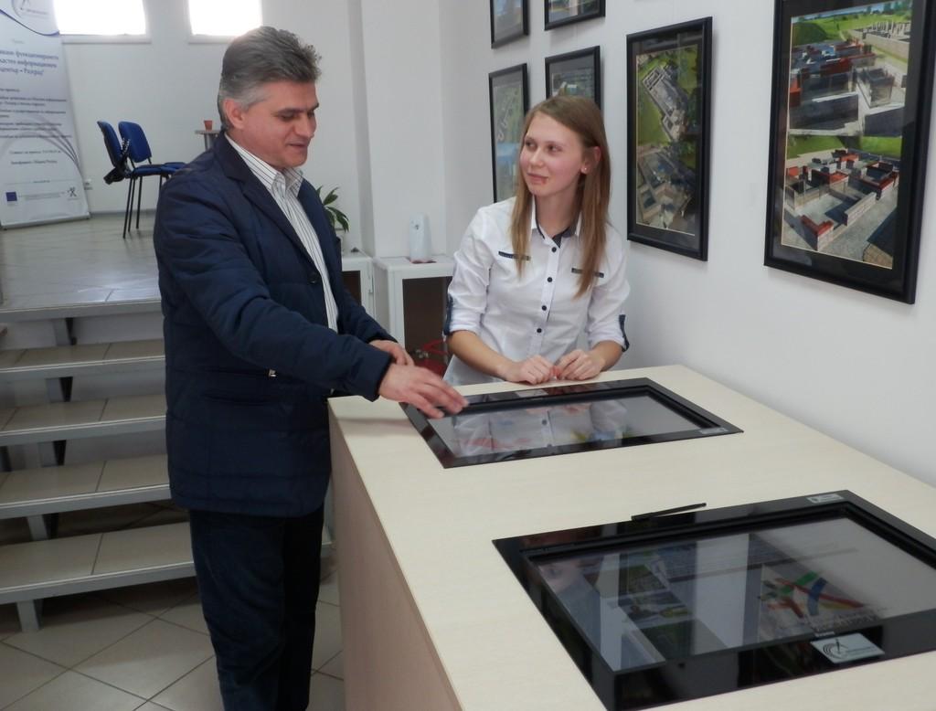 Участничката в европроект Мелис Хасан беше експерт в О ...