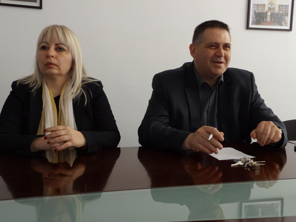 Мария Иванова е кандидатът на ГЕРБ за кметския стол в Г ...