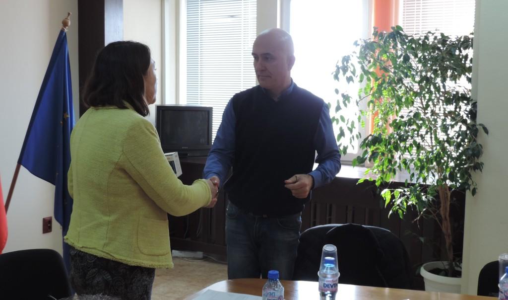 Нергин Хамдиев ще председателства РИК – Разград, в съб ...
