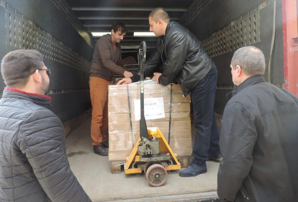 Бюлетините за предстоящите избори пристигнаха в Разгр ...