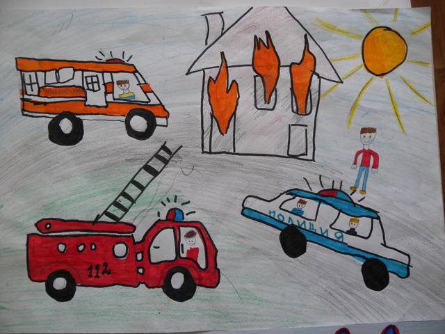 """28 детски рисунки участваха в областния конкурс """"Аз � ..."""