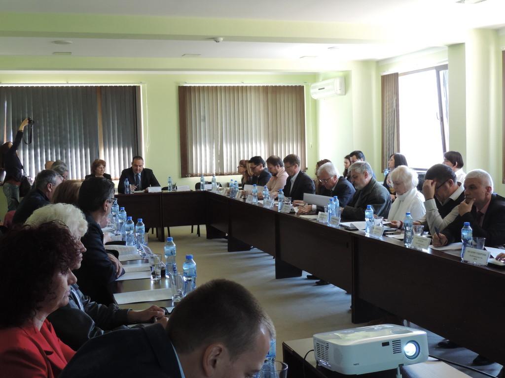 В Разград се проведе заседание на Регионалния съвет за ...