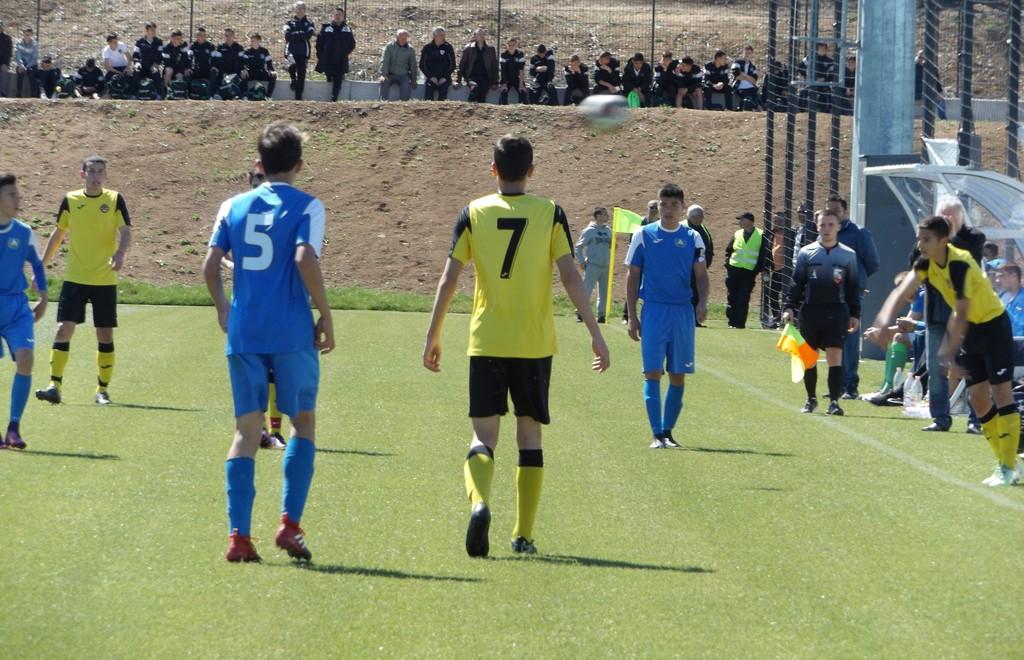 Шест юношески отбора мерят сили в първото издание на м� ...