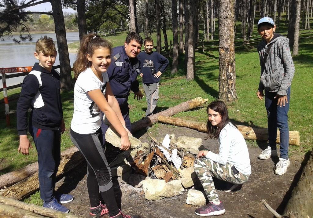 Пожарните служби в Лудогорието и отрядите «Млад огнеб� ...