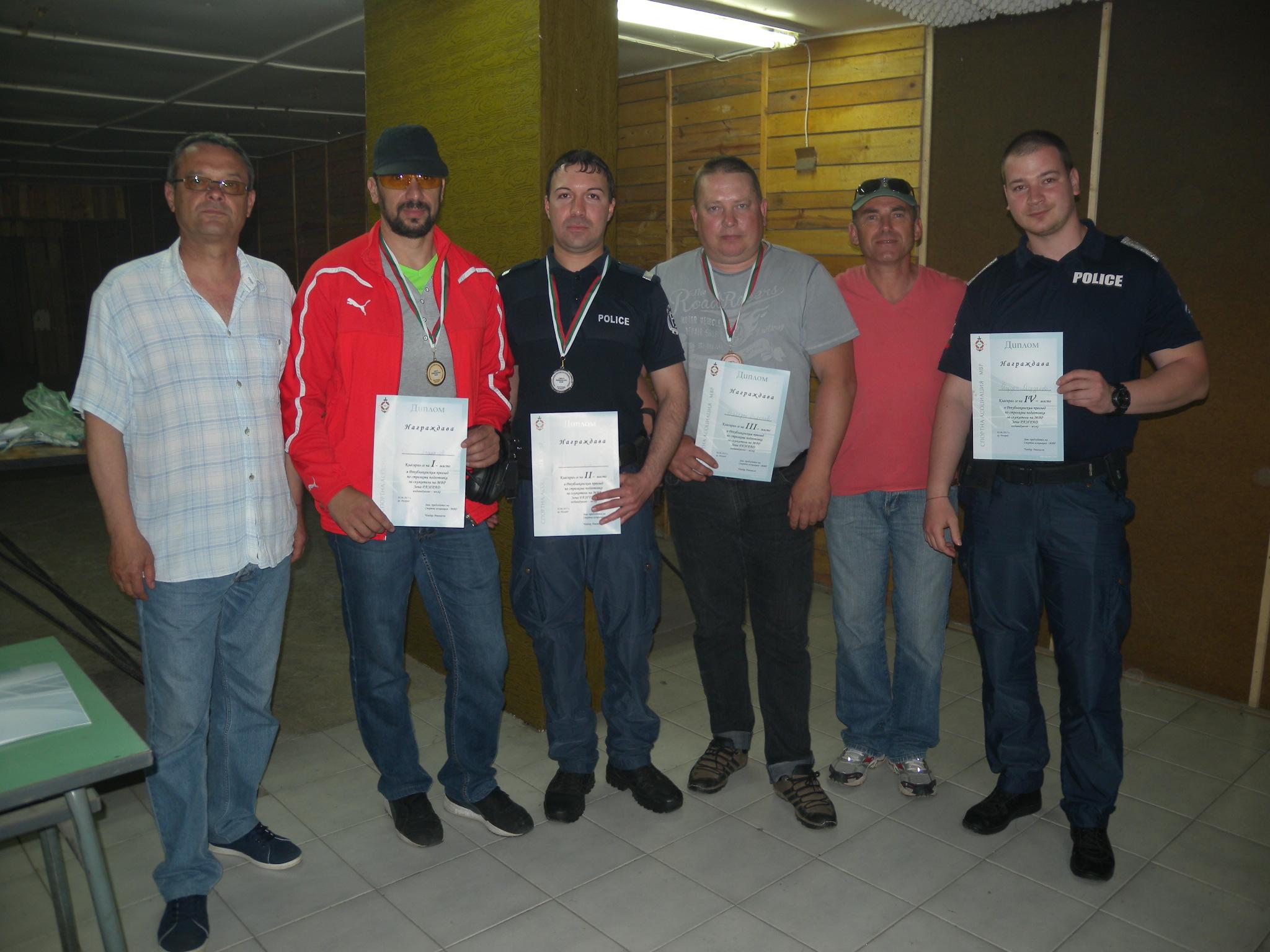 Отборът на РУ-Кубрат – първенец в зоналното състезани� ...