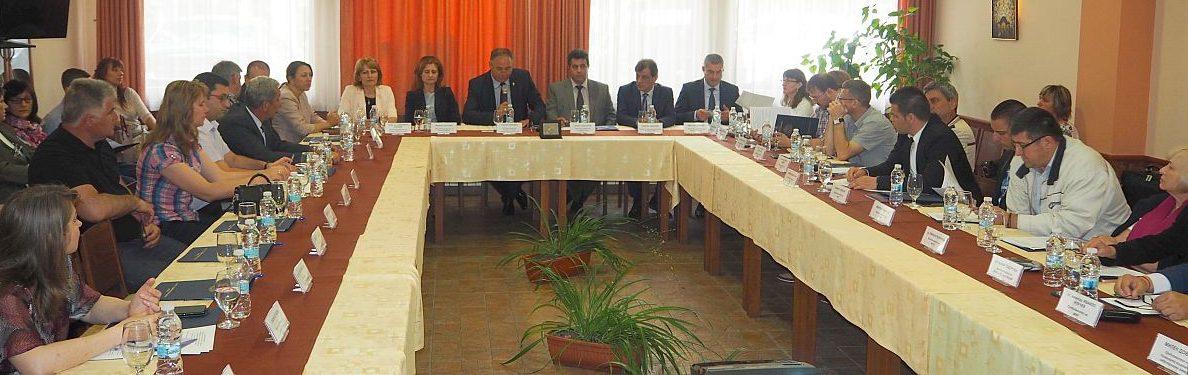 Разград домакинства днес на 34-то заседание на Регионал ...
