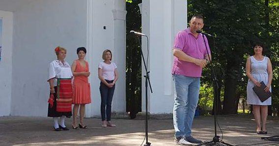 """Градоначалникът откри втория национален фестивал """"Ед ..."""