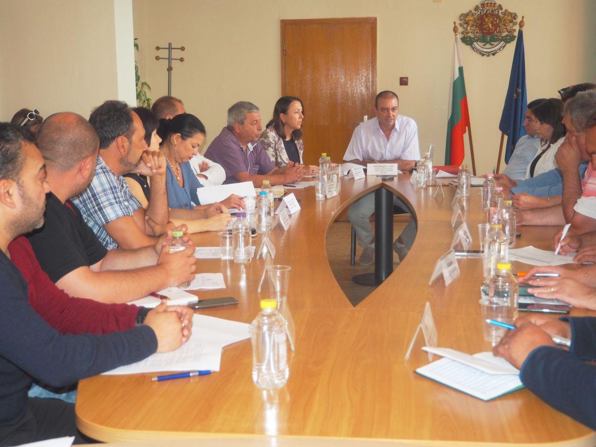 Област Разград започна работа по Механизма за обхваща� ...