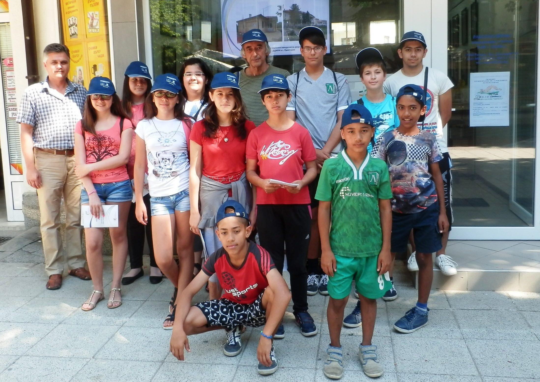 И втората смяна еколетовници посети ОИЦ – Разград