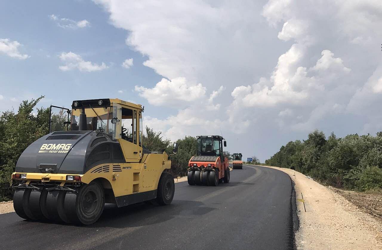 Над 20 млн. лв. се инвестират в момента в основния ремонт ...