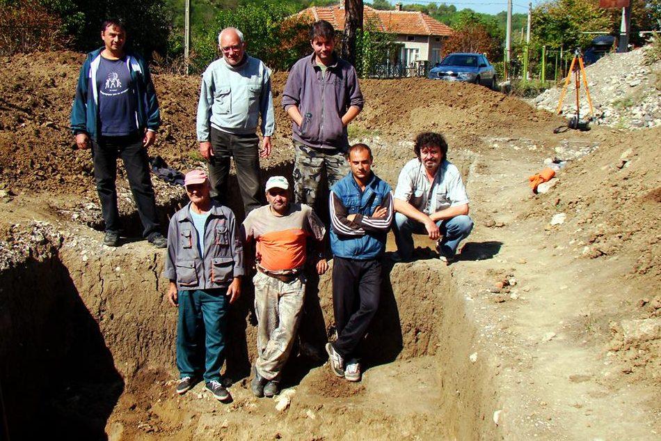Разкопките в Каменово започват само и единствено благ� ...