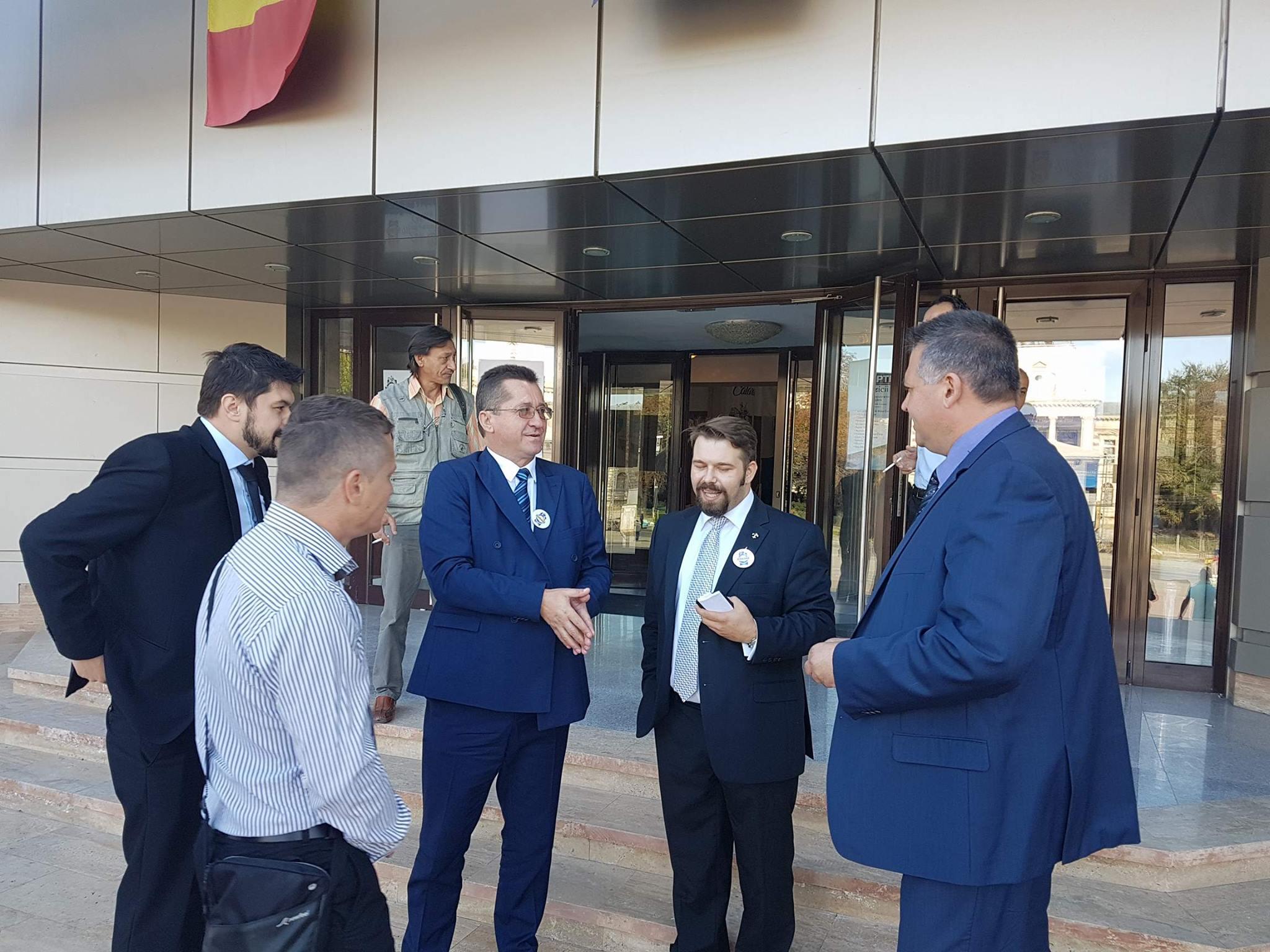 Кметът на Разград посети побратименият град Кълъраш з� ...
