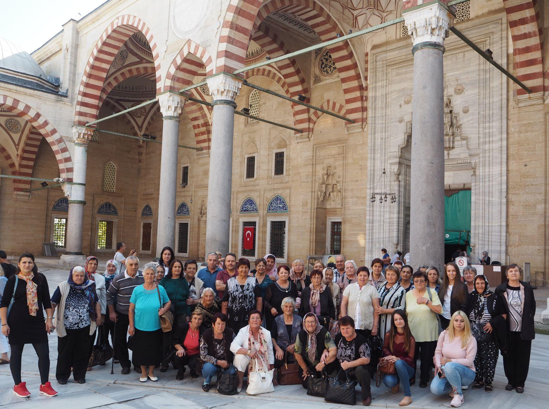 Екскурзия до Одрин за 50 човека от Осенец и Севар органи ...