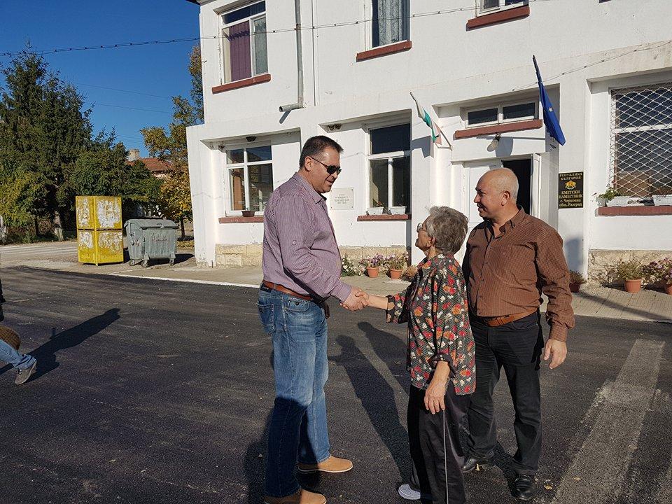 Кмет и зам.- кмет инспектираха рехабилитацията на улиц� ...