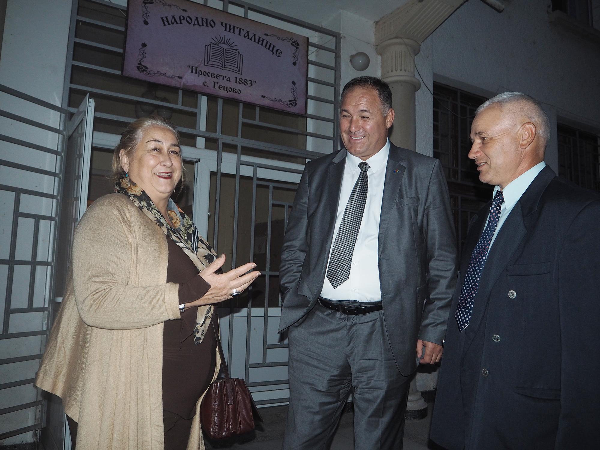 Областният управител стартира срещи с обществеността  ...