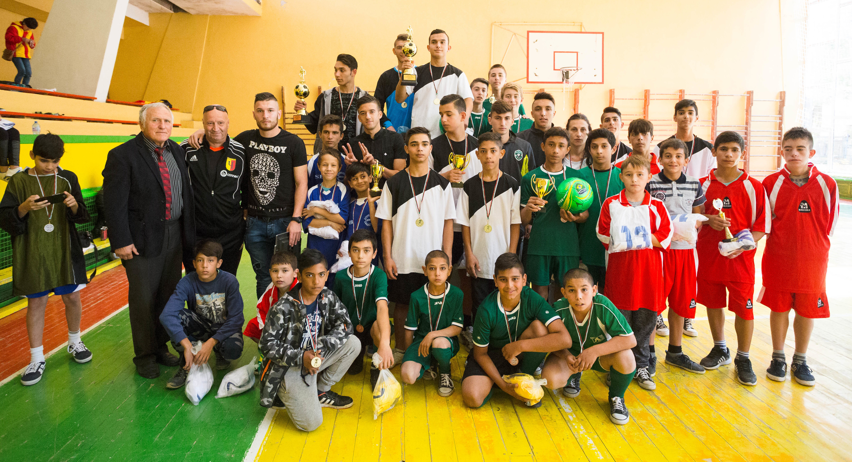 Отборът на КЦНСТДМБУ Разград – шампион в 21-ия Благот ...