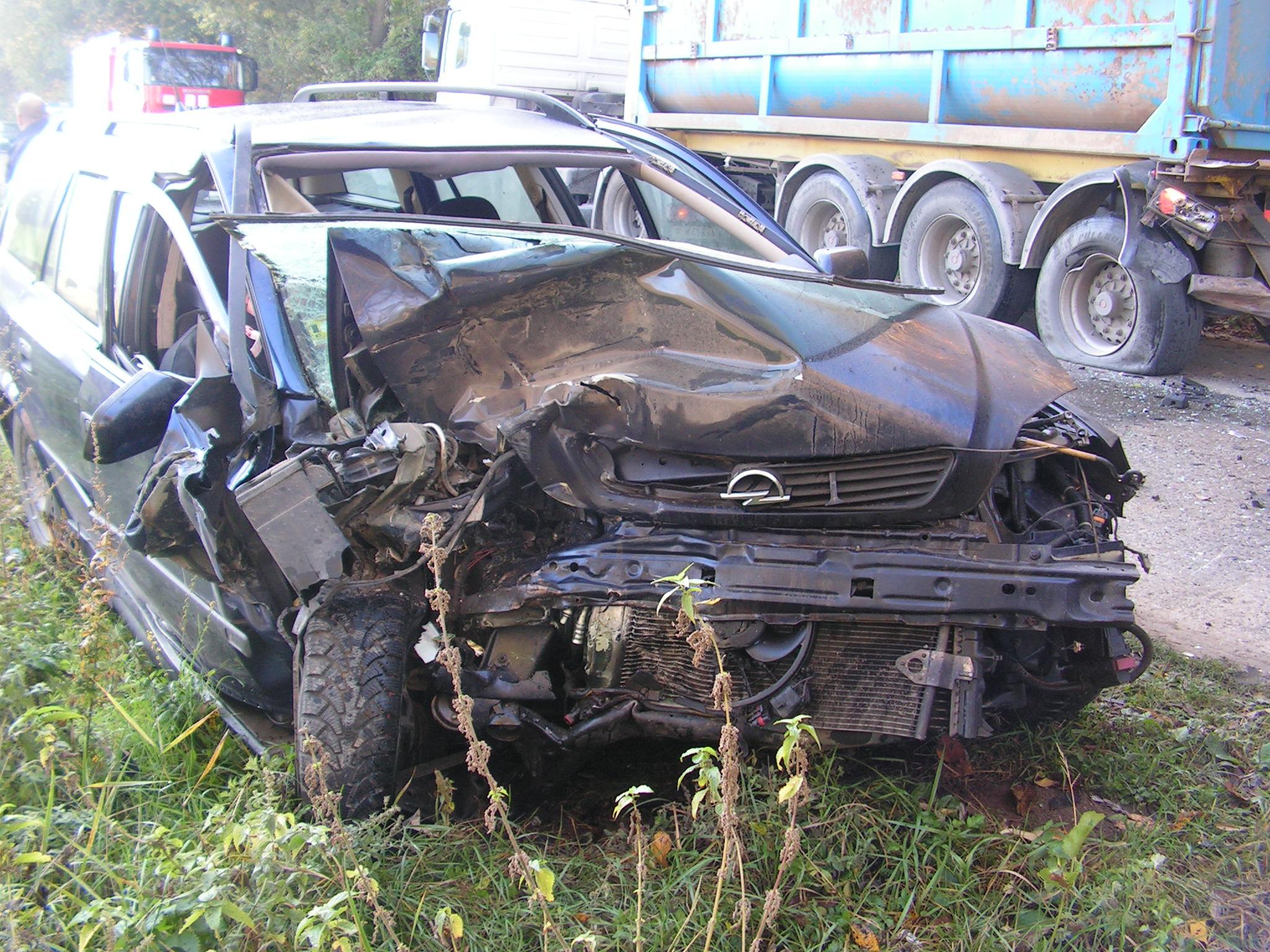 24-годишна жена загина в катастрофа на пътя Дряновец ̵ ...