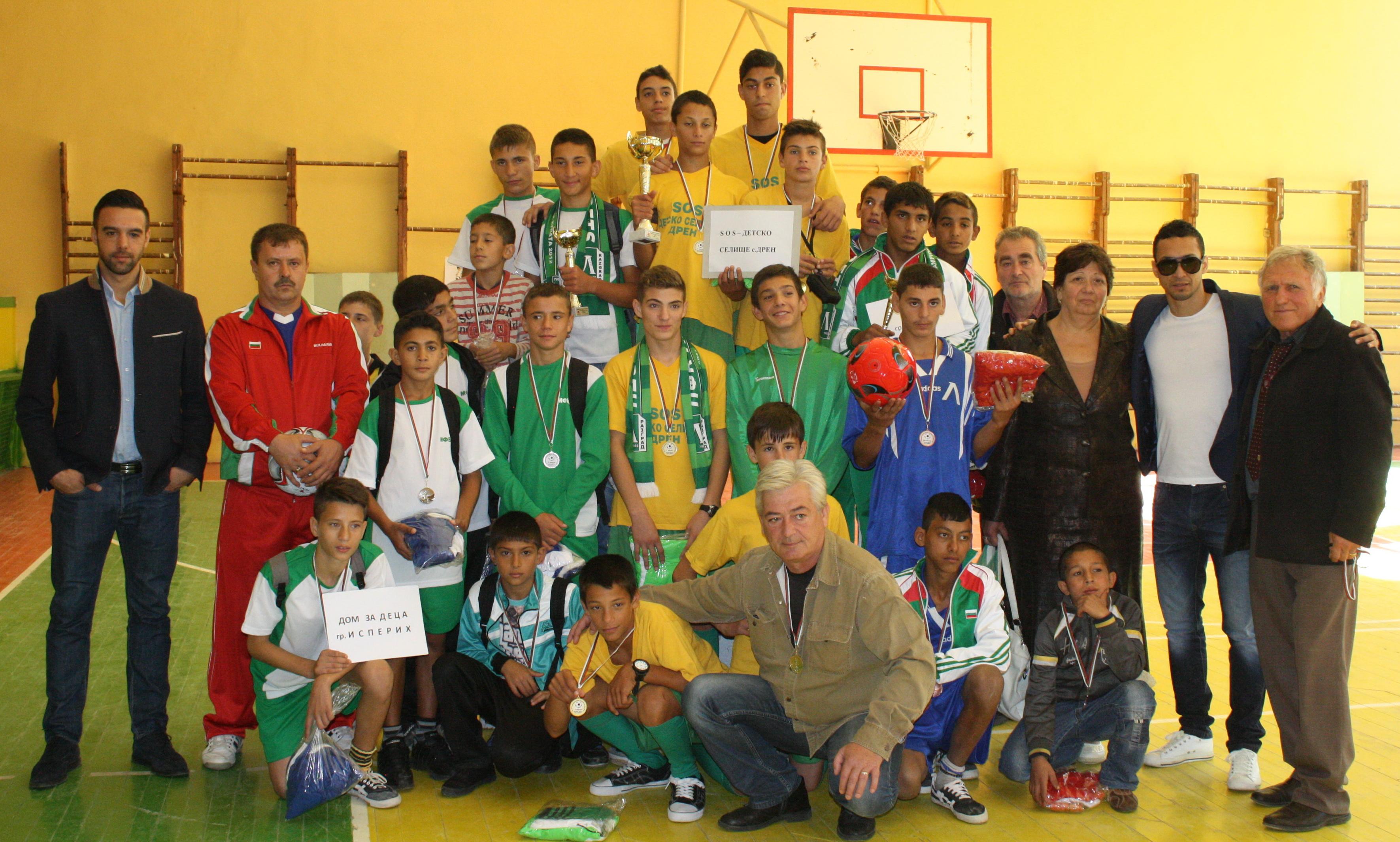 Утре стартира 21-ят Благотворителен турнир по футбол за ...