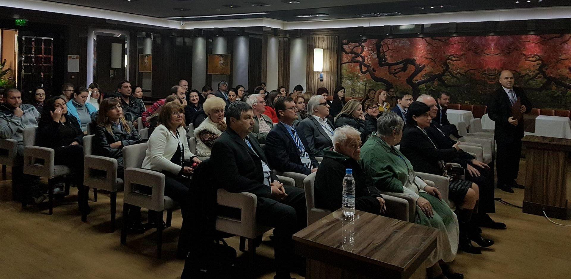 Кметът д-р Валентин Василев откри научната конференци� ...