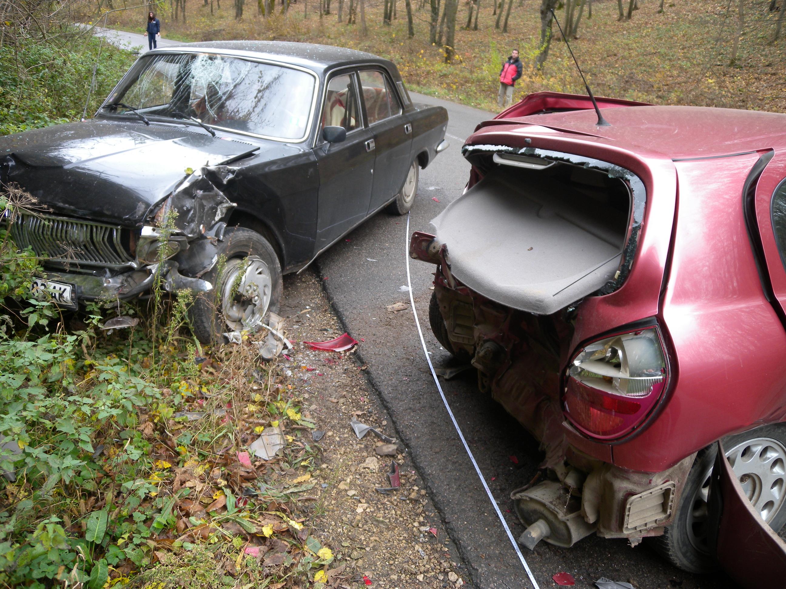Инцидент на пътя Кубрат – Каменово