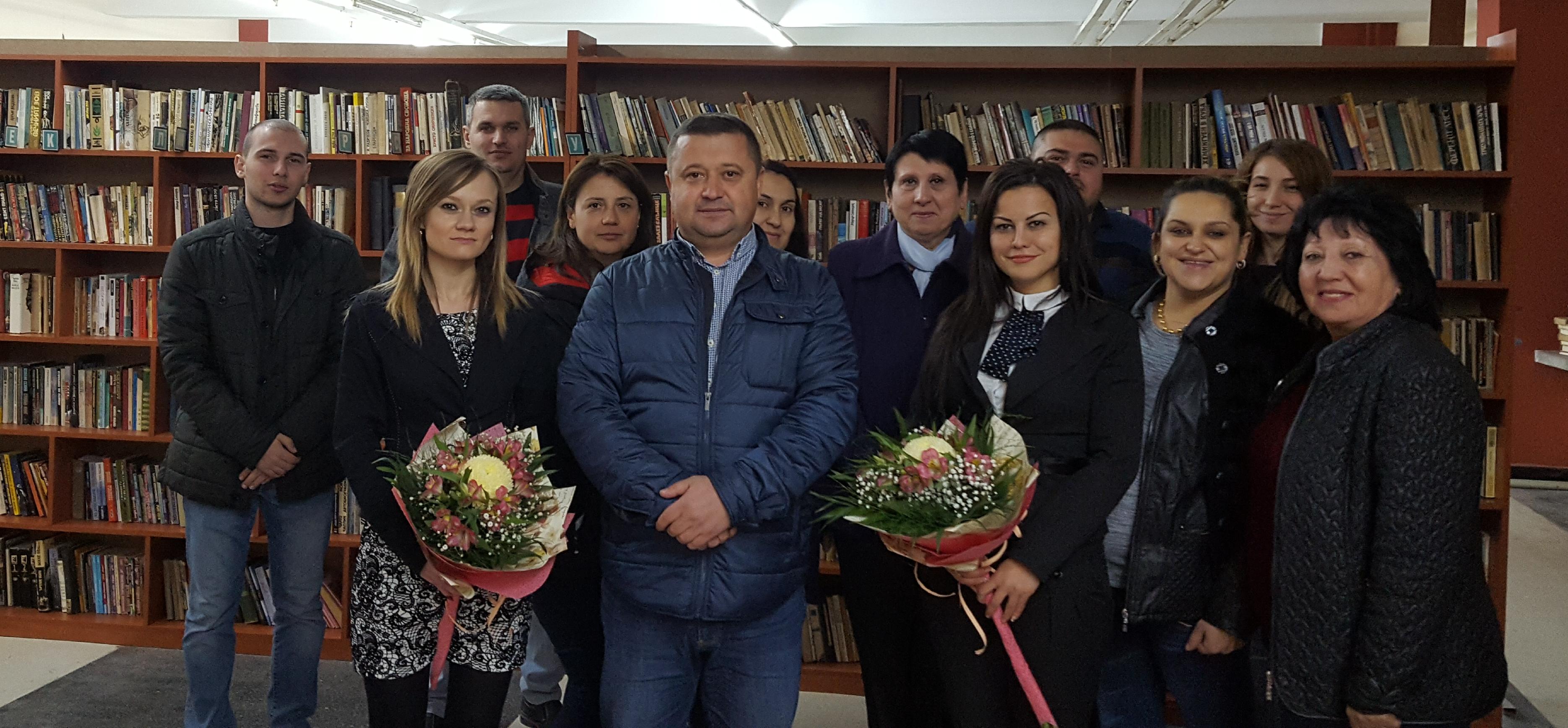 Евродепутатът Филиз Хюсменов инициира кампания, с коя� ...