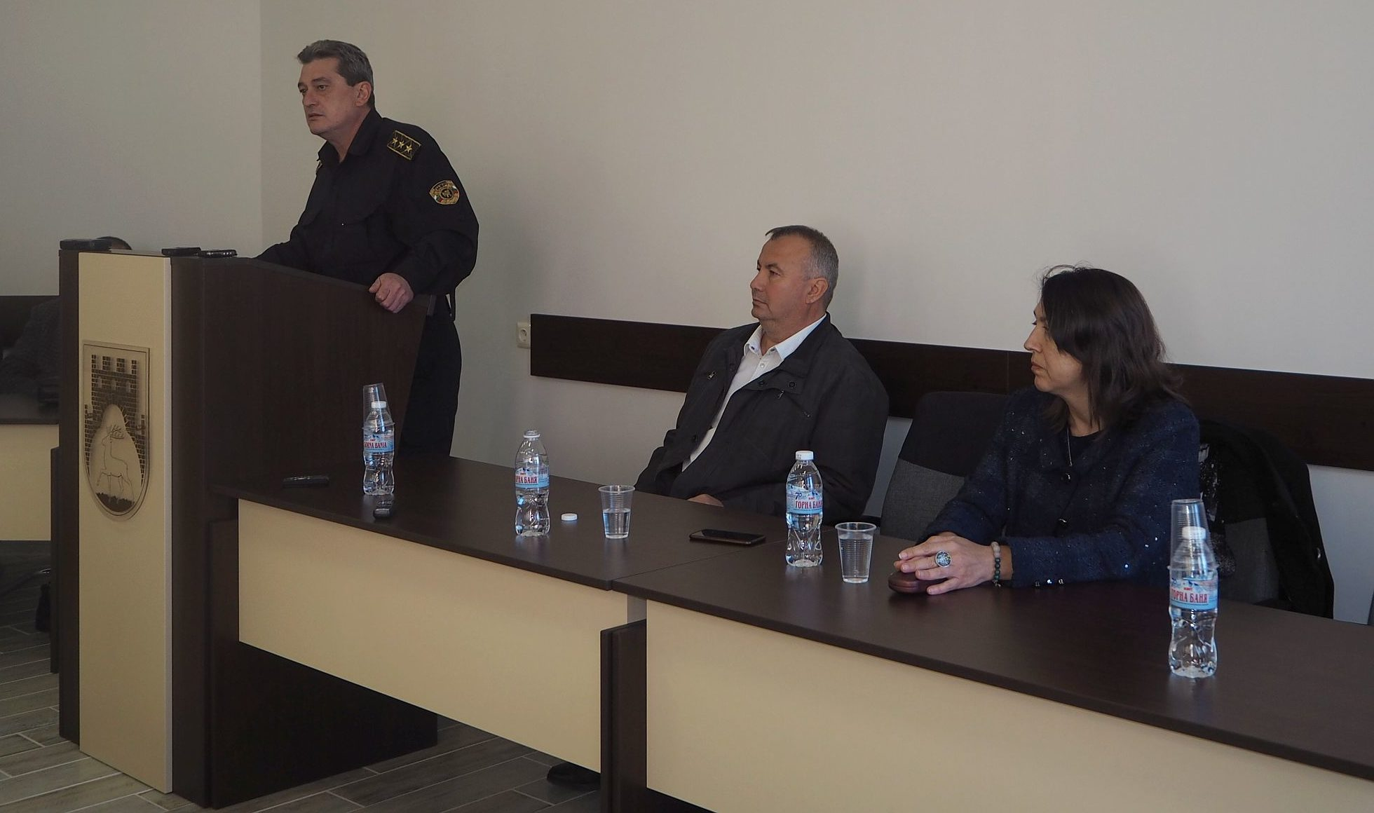 Директорът на ГДПБЗН увери хората в Завет, че пожарния� ...