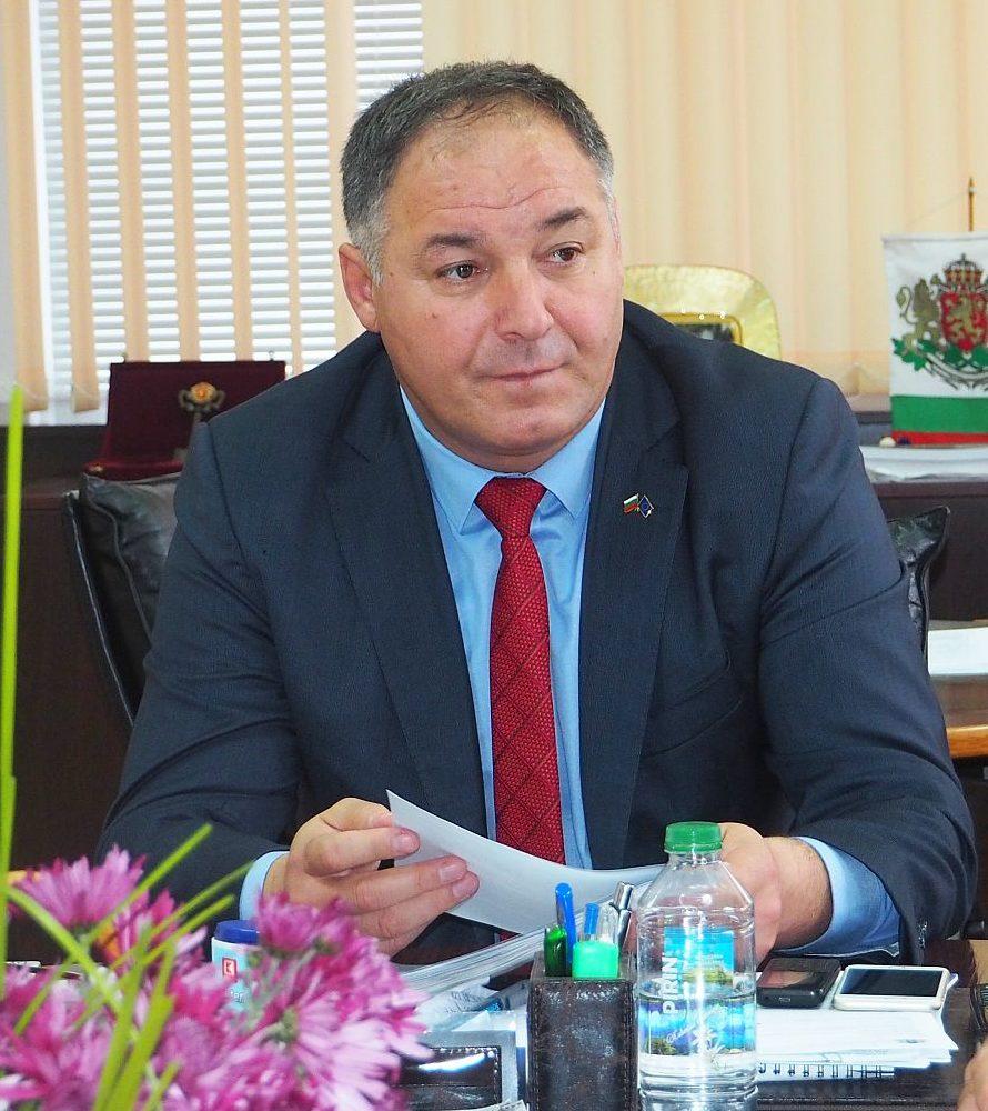 По покана на областния управител Гюнай Хюсмен Разград  ...